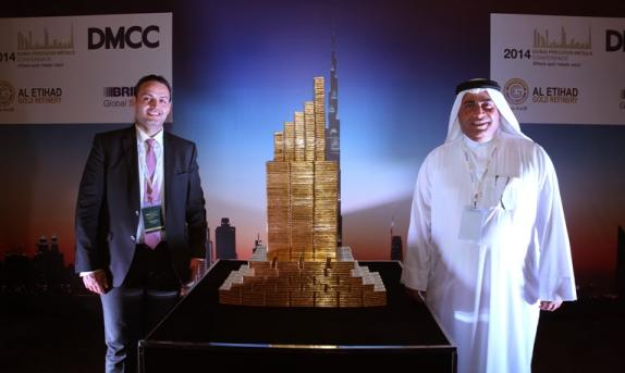 Al Etihad Gold Key Sponsor of the 3rd Edition of the Dubai Precious Metals Conference.
