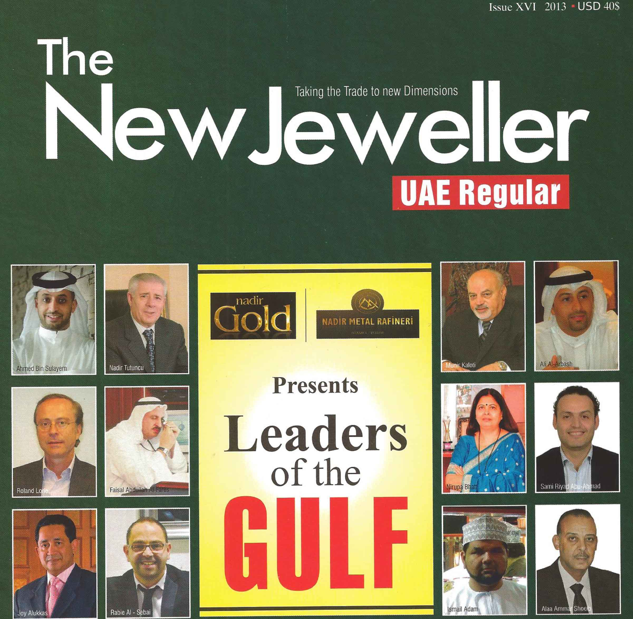 The NewJeweller Interview March 2013