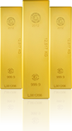 Large Gold Bar