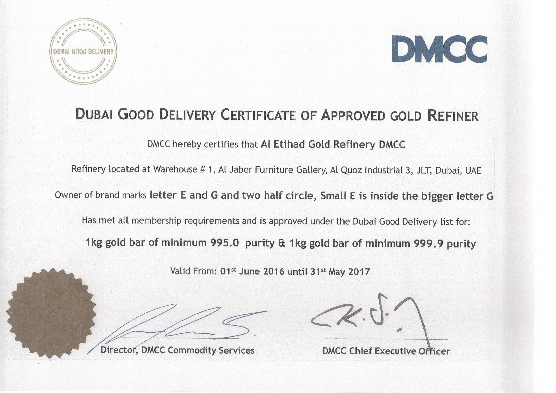 Affiliates about us al etihad gold cfsi compliant smelter dubai good delivery xflitez Choice Image